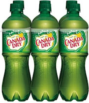 Canada Dry Ginger Ale - 16.9oz, x6