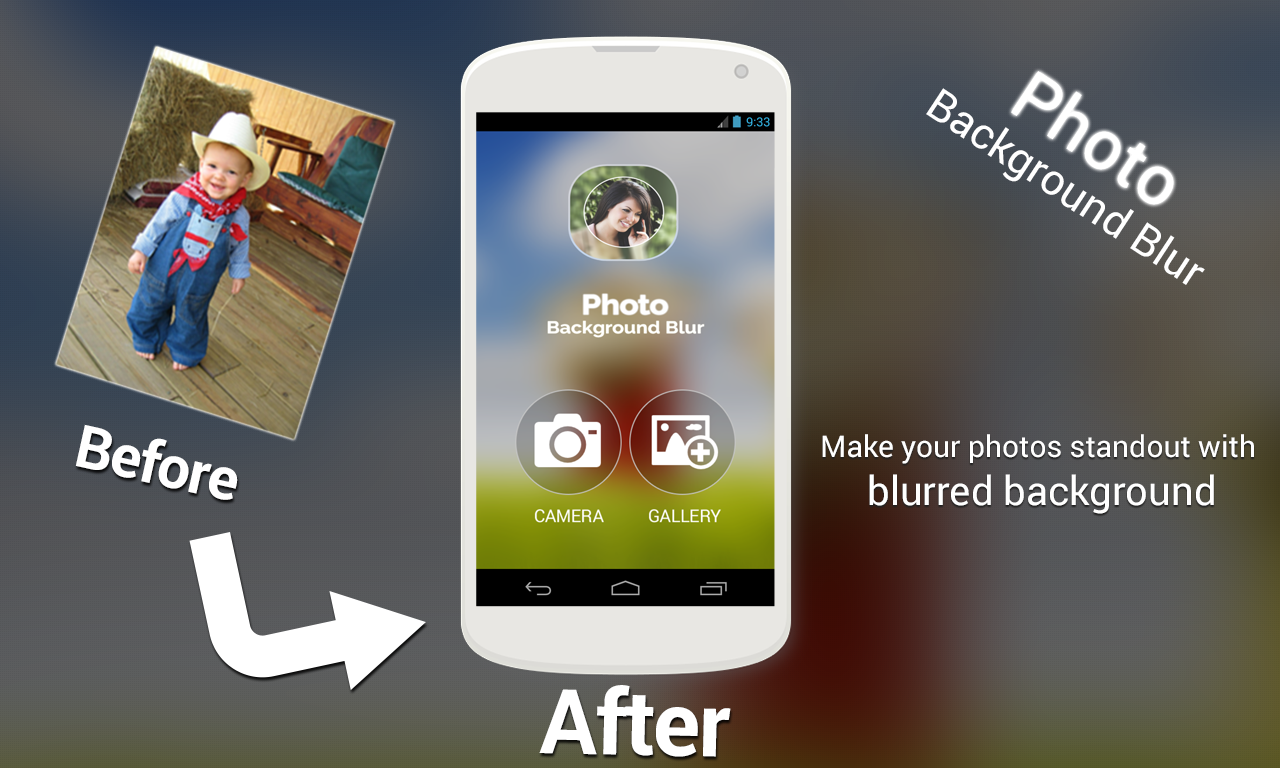Photo Background Blur - Android Apps on Google Play