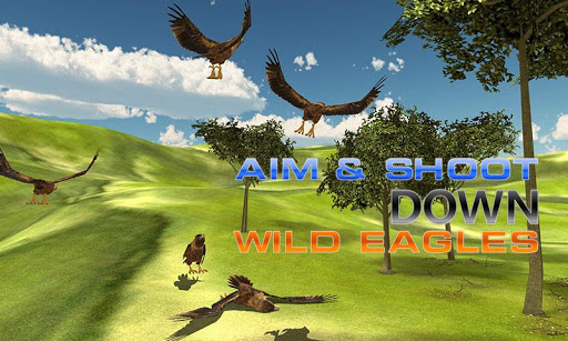 Wild Eagle Hunter Simulator