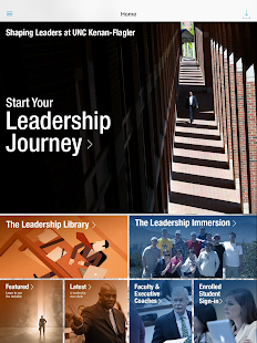 The Leadership App- screenshot thumbnail