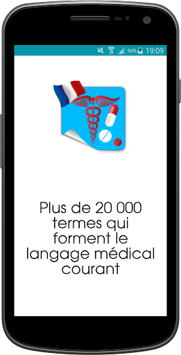 Dictionnaire medical français
