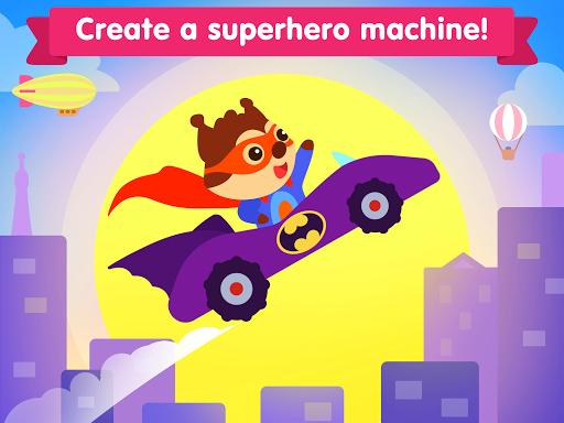 Car game for toddlers - kids racing cars games screenshot 13