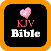 KJV  Red Letter Audio Holy Bible Pro Version Android APK Download Free By JaqerSoft