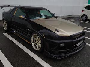 スカイライン ER34 1999年式前期型 GT-T AT サンルーフ付きのカスタム事例画像 りゅうやん@ハリボテER34乗りさんの2020年07月08日22:38の投稿
