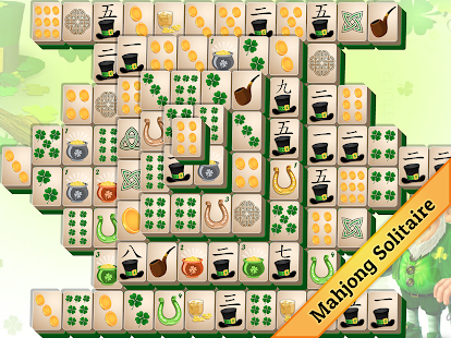 St. Patrick's Day Mahjong- screenshot thumbnail