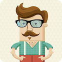 Hipster Clicker icon