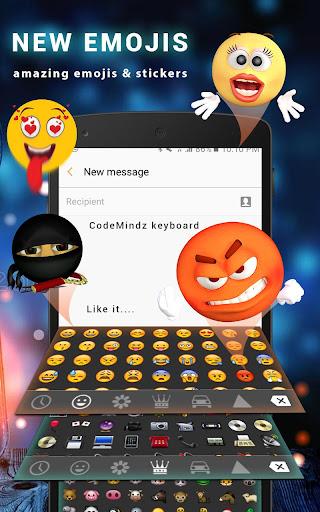 Zawgyi Myanmar keyboard 1.0.2 screenshots 1