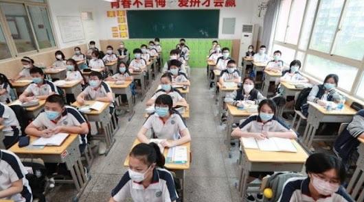Wuhan retomará las clases este martes sin mascarilla obligatoria