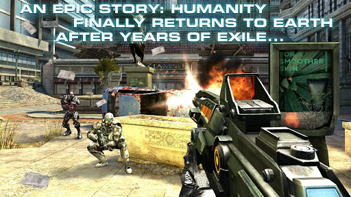 N.O.V.A. 3: Freedom Edition screenshot 1