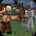 Haunted Block Mansion FPS Mod icon