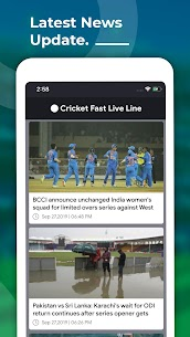Cricket Fast Live Line App Download For Android and iPhone 4