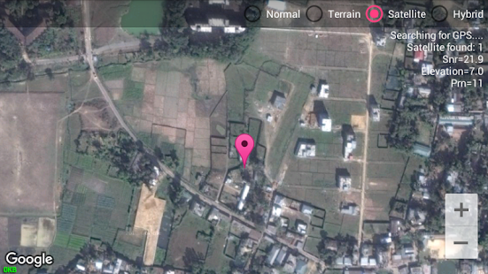 My Location Android Apps On Google Play - Satellite map of my location