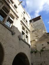 Photo: Intérieur de l'hôtel de Manville