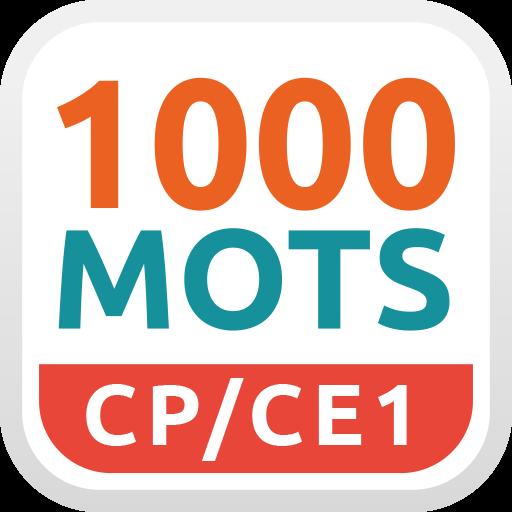 1000 Mots CP-CE1 / Apprendre à lire Icon
