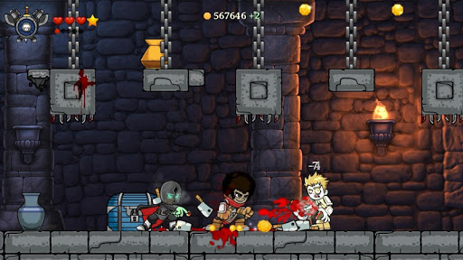 Magic Rampage  screenshots 4