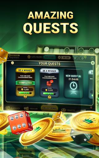 Backgammon Live - Online Backgammon 2.77.480 screenshots 9
