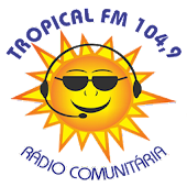 Rádio Tropical FM 104,9