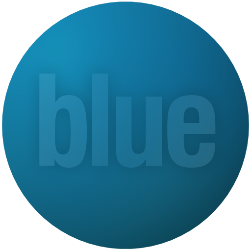 Material Blue Icon Pack (app)