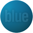 Material Blue Theme icon