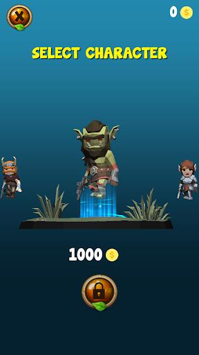 Runner Fantasy - New Games 2020 screenshots 4