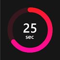 Interval Timer: Tabata, Fitness, Boxing, HIIT icon