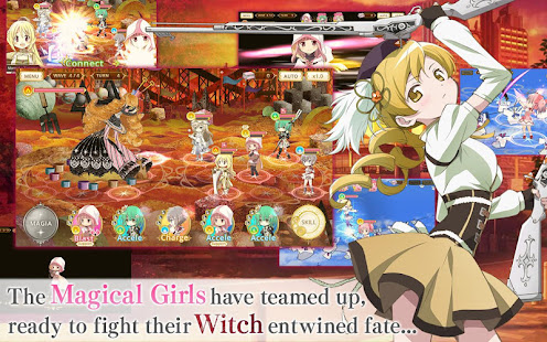 Mod Game Magia Record English for Android