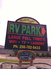 Photo: Northern Lights RV Park- Where the adventure begins!