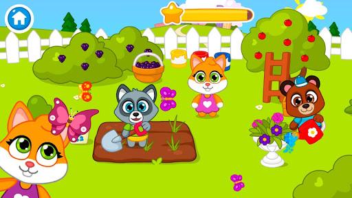 kindergarten - animals screenshots 8