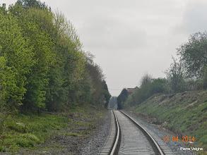 Photo: waar is de trein