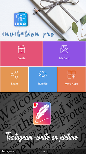 Download Invitation Card Maker Pro Apk For Android Walls Wd