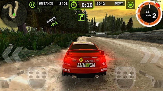 Rally Racer Dirt APK screenshot thumbnail 6