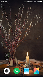 Candle Light  Wallpaper HD APK screenshot thumbnail 14