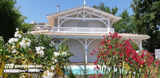 La maison Arcachonaise par Itis Constructions Bois.