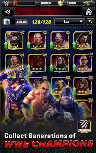 WWE Champions - Free Puzzle RPG Game 0.241 screenshots 19