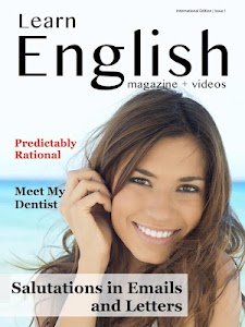 Learn English Magazine 2.1.1