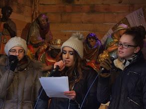 """Photo: Program """"Pytania Panoramy"""" z dnia 24 grudnia 2013 można obejrzeć tutaj:  http://www.tvp.pl/lublin/publicystyka/pytania-panoramy/wideo/24-grudnia-2013/13439878  PS. Nasza schola śpiewa koledę na zakończenie programu"""
