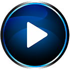 Tudo Formato de Vídeo Player-Full HD Media Player icon