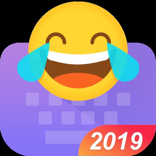 FUN Emoji Keyboard -Personal Emoji, Sticker &Theme 1 7 1 +