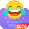FUN Emoji Keyboard -Personal Emoji, Sticker &Theme APK