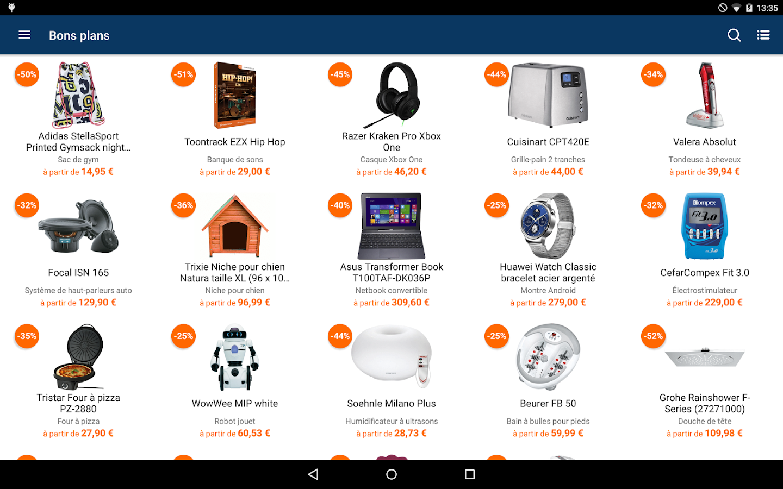 comparateur de prix applications android sur google play. Black Bedroom Furniture Sets. Home Design Ideas