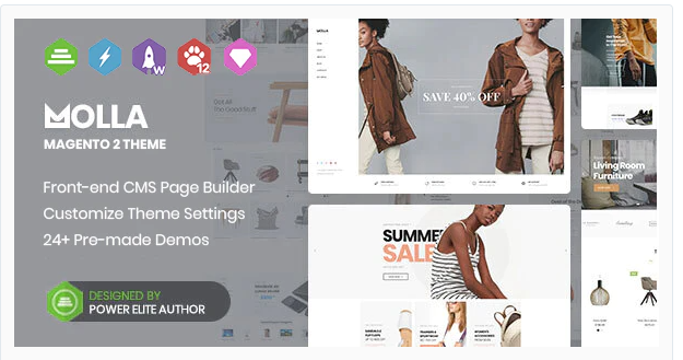 Wholesale magento theme