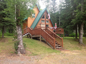 Photo: Cabin 7 outside view