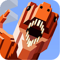 Jurassic Pixel Craft: dino age icon