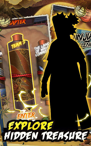 Unlimited Ninja: Idle RPG 2.0.7 screenshots 2