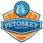 Logo of Petoskey P-Town Brown
