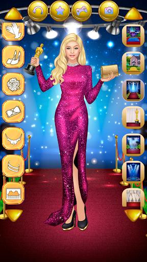 Actress Dress Up - Fashion Celebrity apktram screenshots 18