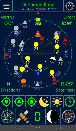 GPS status 1.2.0 screenshots 1