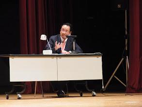 Photo: 座長は伊藤雄策先生