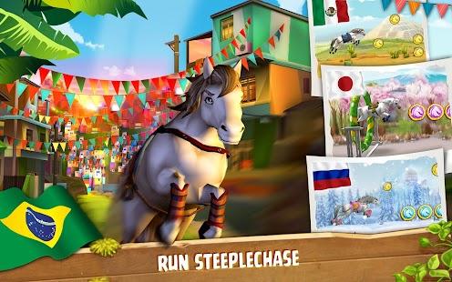 12 Horse Haven World Adventures App screenshot