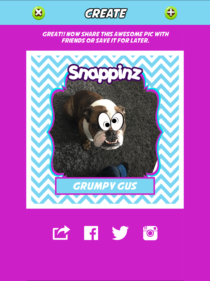 Snappinz Creator- screenshot